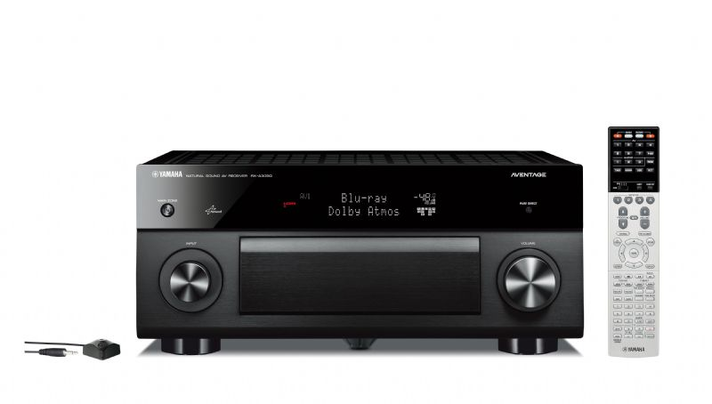 Yamaha RX-A3050 Dolby Atmos Receiver (DTS:X upgradeable)