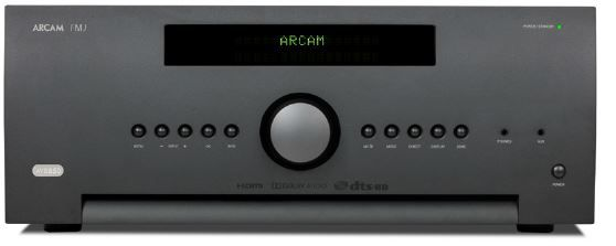 AVR550 (featuring Dirac Live, Atmos, HDCP2.2 etc)